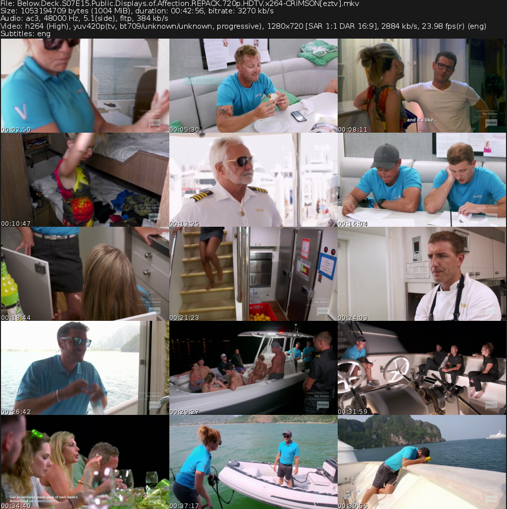 Below Deck Movie