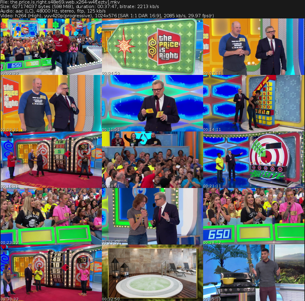The Price is Right Movie