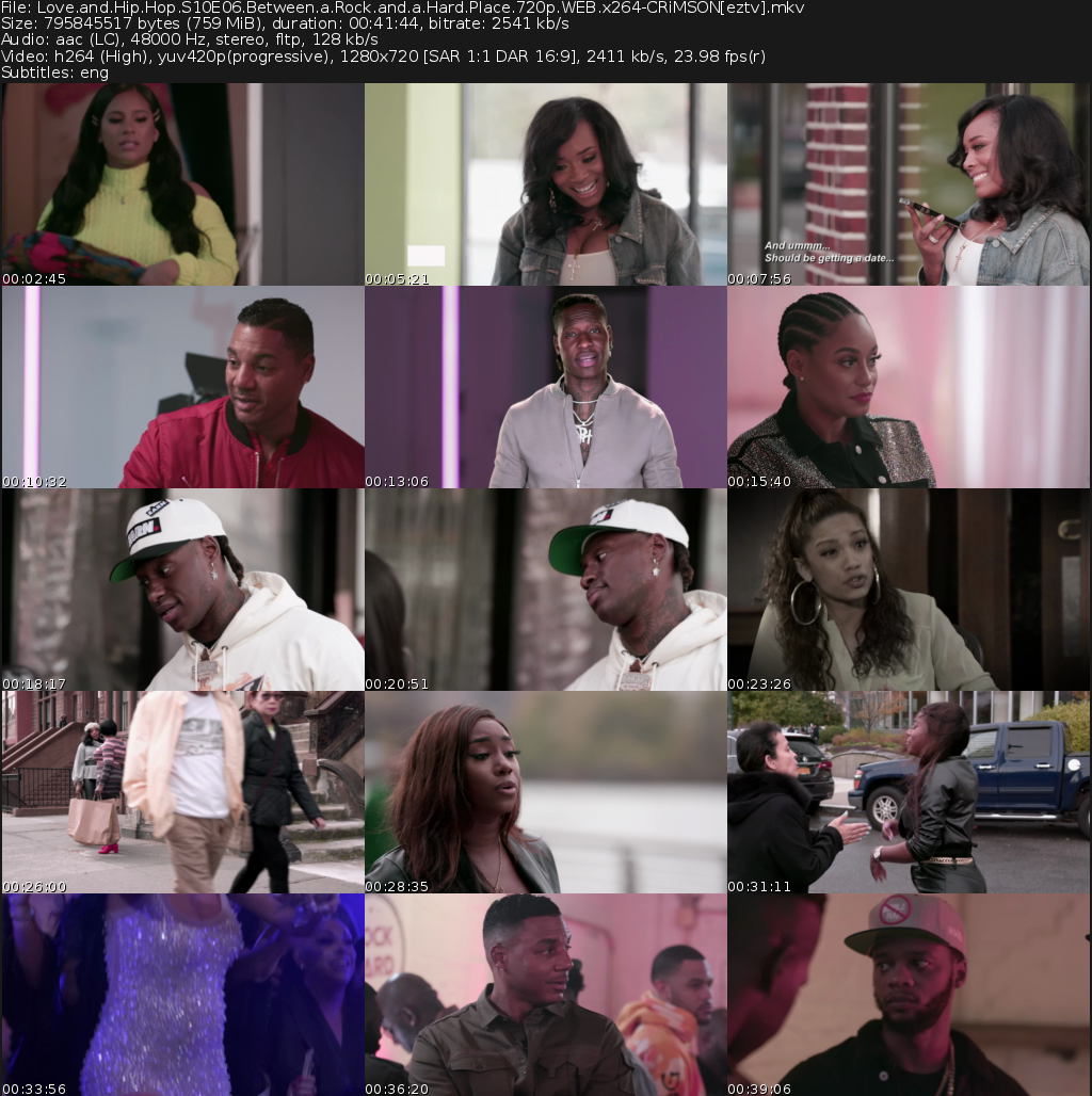 Love & Hip Hop Movie