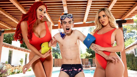 [BrazzersExxtra] Nicolette Shea And Savannah Bond – Big Tits Save Lives Online Free