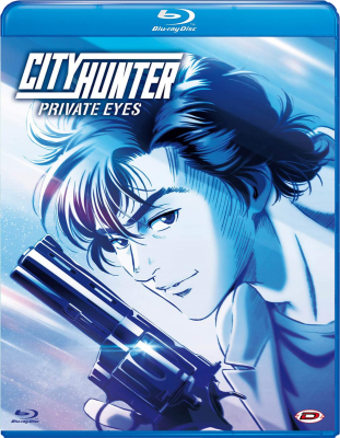 City Hunter: Private Eyes (2019).avi BDRiP XviD AC3 - iTA