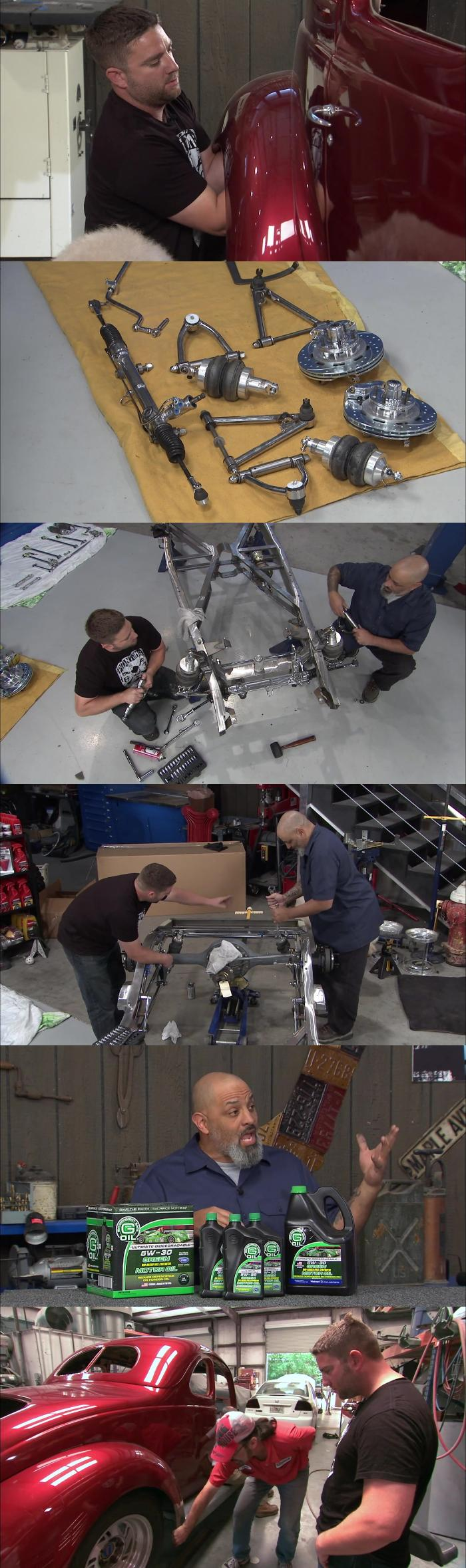 Car Fix S01E08 Project 37 720p WEB x264-707
