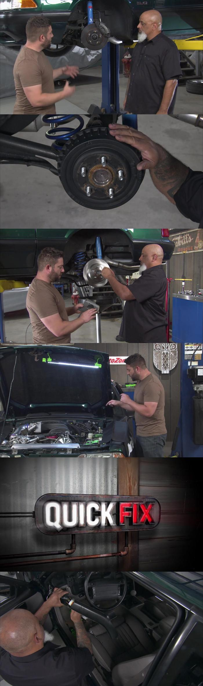 Car Fix S06E11 Z28 Track Fast 720p WEB x264-707